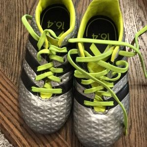 Kids Adidas soccer cleats